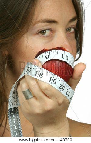 Health And Fitness - Girl Sally
