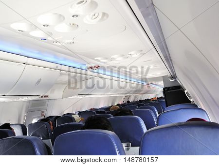 before you fly you have to know the emergency exit door location