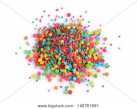 Colorful Confectionery Sprinkling