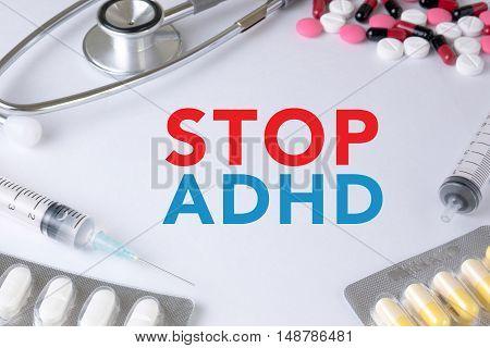 Stop Adhd