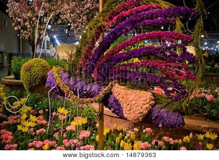 Bee Philadelphia Flower Show