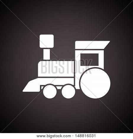 Train Toy Ico