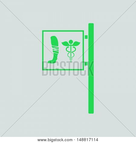 Vet Clinic Icon