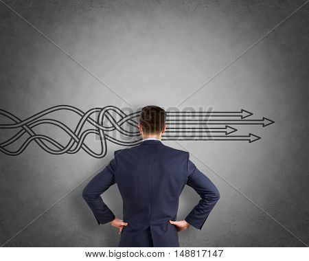 Thinking about structuring business process and solutions Working Conceptual Business Concept