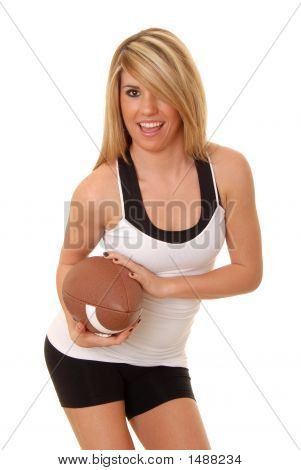 Footrball Girl 6