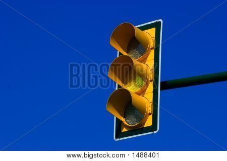 Green Trafic Light