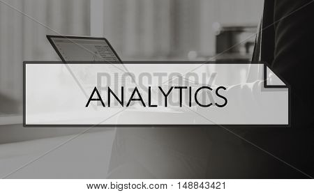 Analysis Analytics Analyze Research Information Report Concept