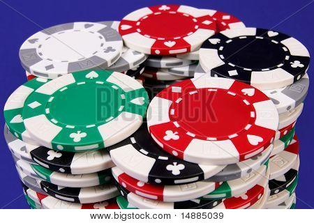 Gambler's chips