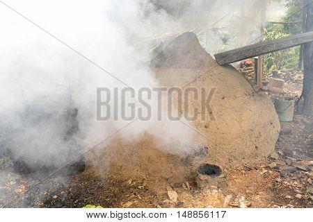 Native Charcoal Incinerator