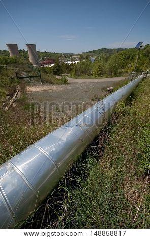 Geothermal  Iron Tube
