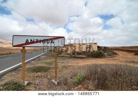 Old Ancient Cartel Antigua