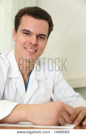 Doctor Ready To Write