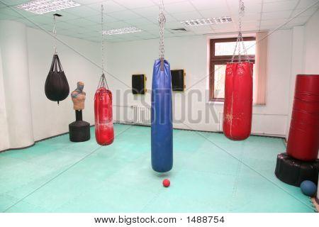 Ring Box Interior