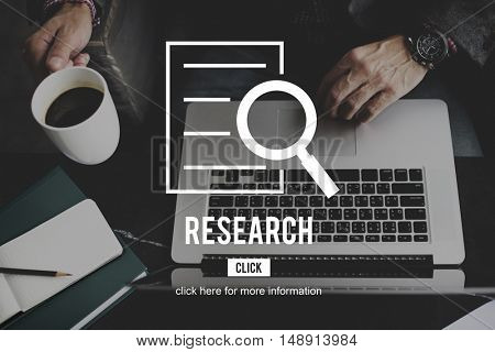 Research Results Investigation Discovery Concept