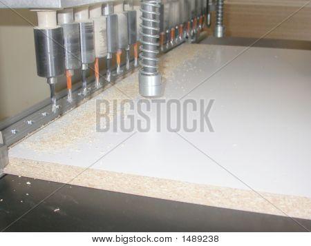 Pneumatic Drill Press