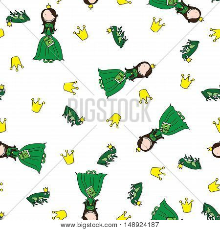 The Frog Prince Pattern