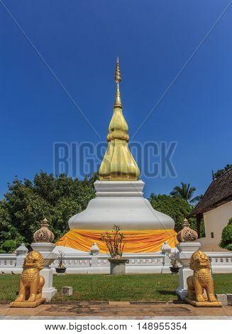 Phra That Kham Kaen Khon Kaen ProvinceThailand