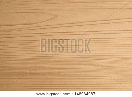 Background Pattern Horizontal Wooden Grain Texture with Copy Space for Text Decorated.