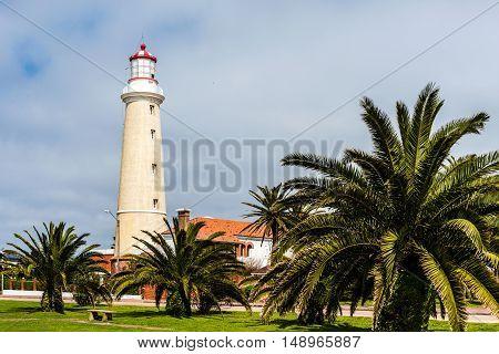 Lighthouse In Punta Del Este, Maldonado, Uruguay