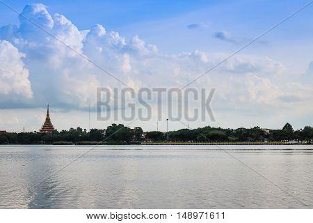 Temple thai name