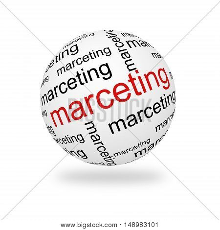 3D Sphere Marketing