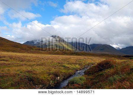Cloudy Skye