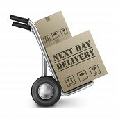 Next Day Delivery Hand Truck
