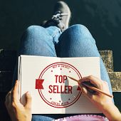 Top Seller Commercial Favored Most Wanted Concept poster