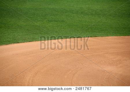 American Baseball Field
