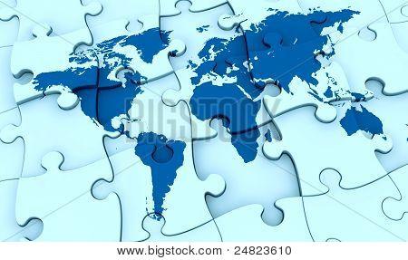 Concepto del mundo