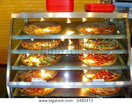 Pizza Counter