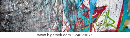 Street Graffiti Background