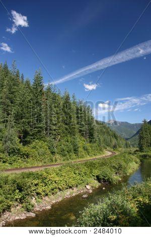 Britis Columbia Landscape