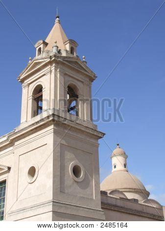 Bellfry Of A Church