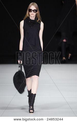 Emporio Armani Fall/Winter 2011 Collection - Milan