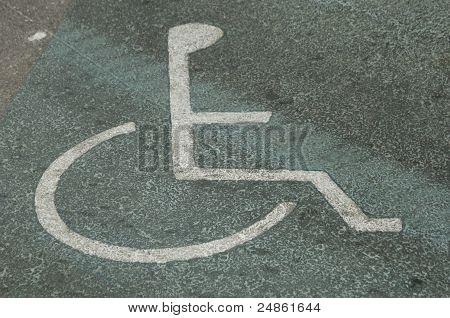 símbolo de accesibilidad