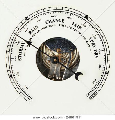 Barometer Dial