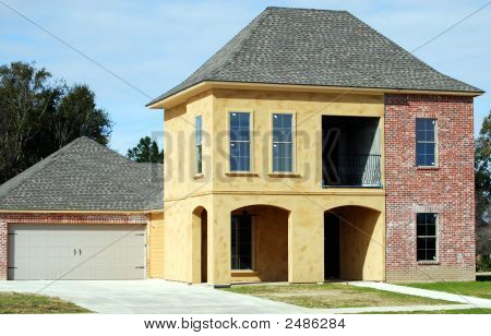 New Construction House