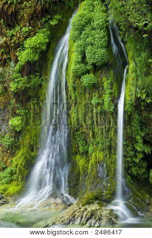 Salmon Creek Falls, Oregon