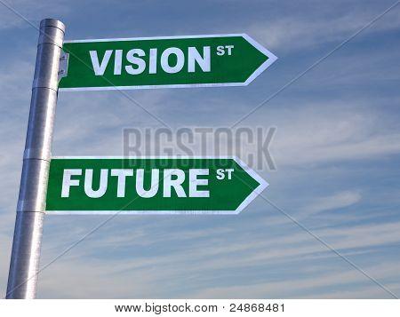 Zukunftsvision