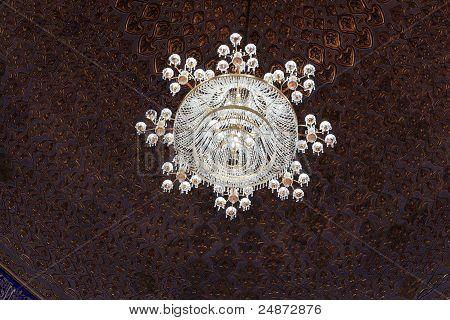 Chandelier Of Guri Amir
