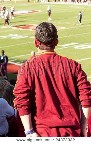 Unhappy Florida State Football Fan