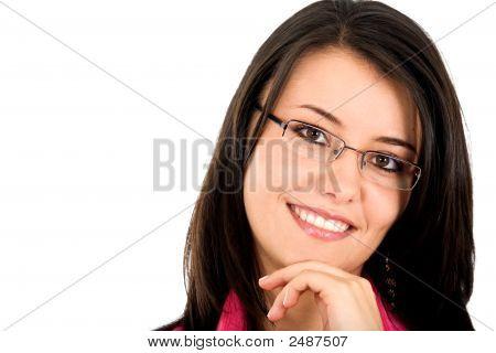 Business Woman Portrait