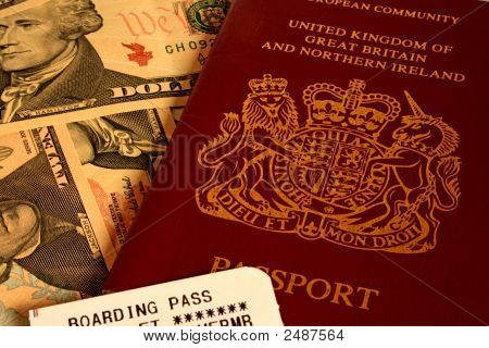 Uk Passport,