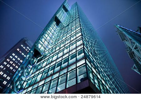Berlin - December 6: The Sony Center Is A Sony-sponsored Building Complex Located At The Potsdamer P