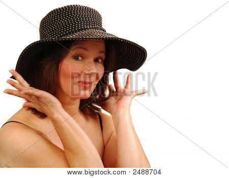 Surprise Under Hat