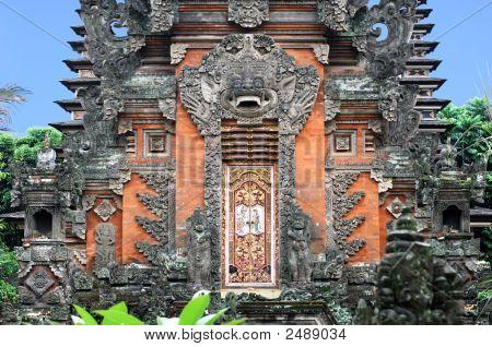 Indonesia, Bali: Templo