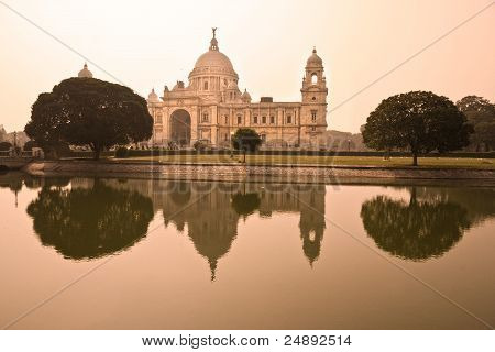 Victorial Memorial, Kolkata.