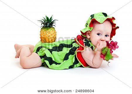 Boy da melancia