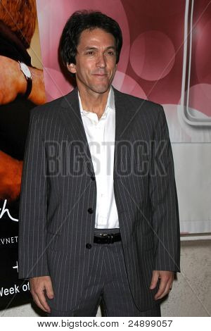 LOS ANGELES - NOV 3:  Mitch Albom arrives at the